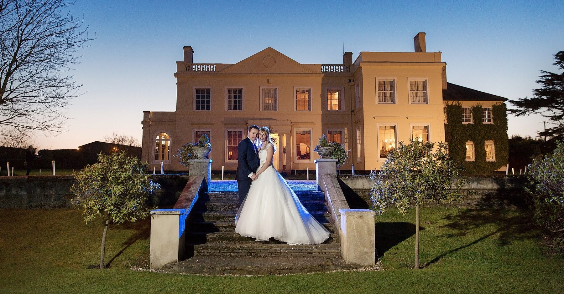 Exclusive Hire Wedding Venue In Essex